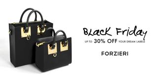 2016意大利名牌網站Forzieri黑色星期五必買優惠:低至7折