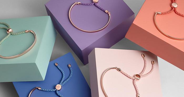 英國珠寶品牌Monica vinader網購全场高达40% off/6折優惠