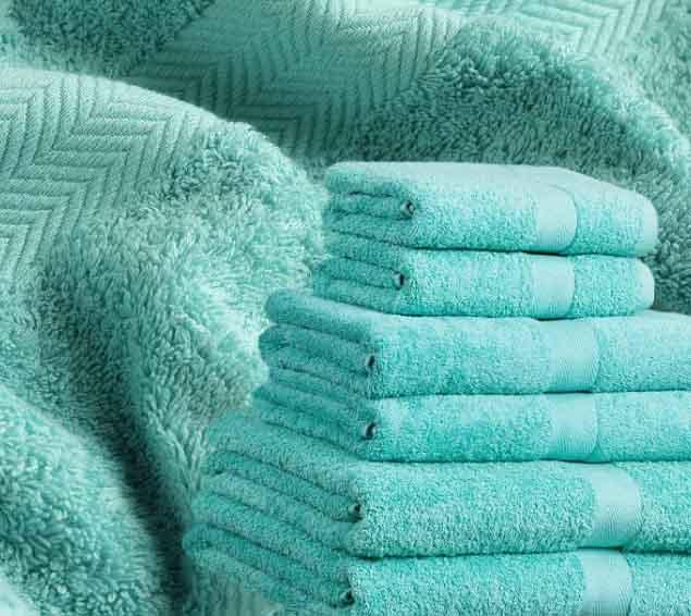 英國The Hut 網購7件套Restmor 埃及棉毛巾有低價+免郵香港