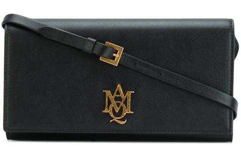 2017年12月名牌網SSENSE購Alexander McQueen手袋/錢包特價大促活動