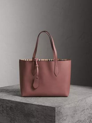 Burberry2017折扣碼 男女裝手袋銀包低至 6 折,雙面兩用 Tote Bag 7 折 $4,830,銀包最平 $2,580