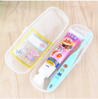 日本亞馬遜優惠碼2018 LION獅王 麵包超人兒童牙膏牙刷便攜套裝 補貨308日元(約¥18)