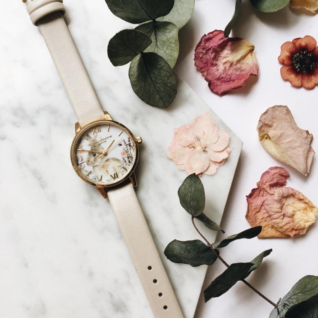 Mybag官網最新優惠碼2018/購Olivia Burton森女系手錶低至HK$618+免運港澳