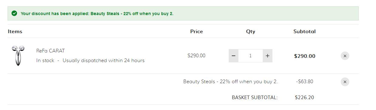 SkinCareRx2018優惠碼 精選美妝護膚品享優惠 收日本大熱的美容儀 低至6.9折