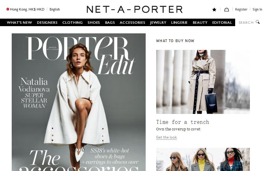 Net-A-Porter最新2018限時9折優惠碼,10個 $6,000 以下小眾品牌手袋優惠推介