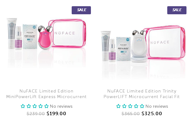 AskDerm2018優惠碼 現有 NuFace 微電流美容儀熱賣 低至7折+額外7.5折