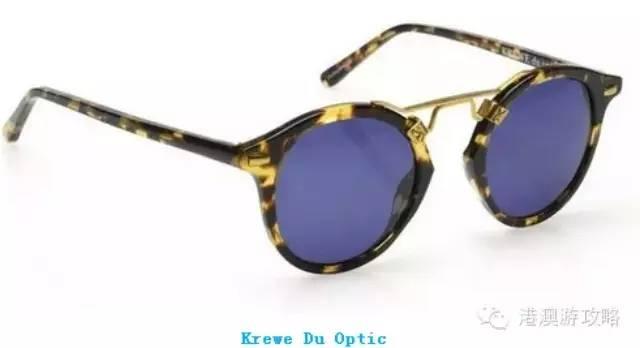 太阳眼镜不只有雷朋Ray-Ban!七款太阳镜推荐