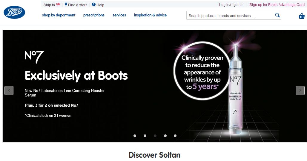 5月英國Boots 最新優惠碼/折扣碼/優惠券2018  英國Boots 好物優惠推薦
