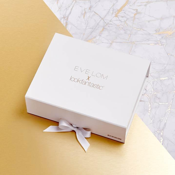 2018 Lookfantastic首次推出超值限量版Lookfantastic x Eve Lom Limited Edition Beauty Box,免運費寄香港/澳門