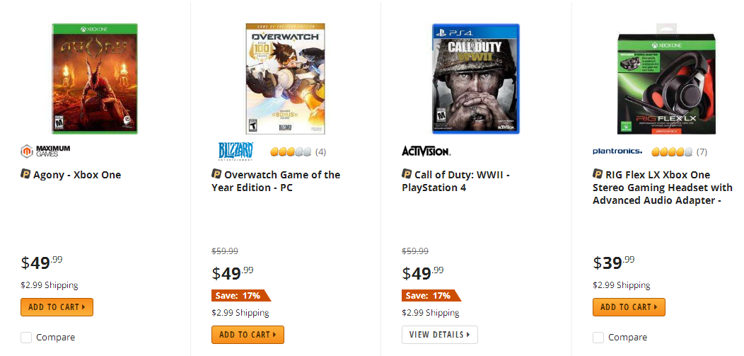 Newegg優惠碼2018【Newegg】Deals now!