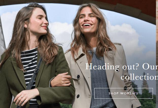 Jack Wills優惠碼2018-購買精選商品即享高達25%的優惠