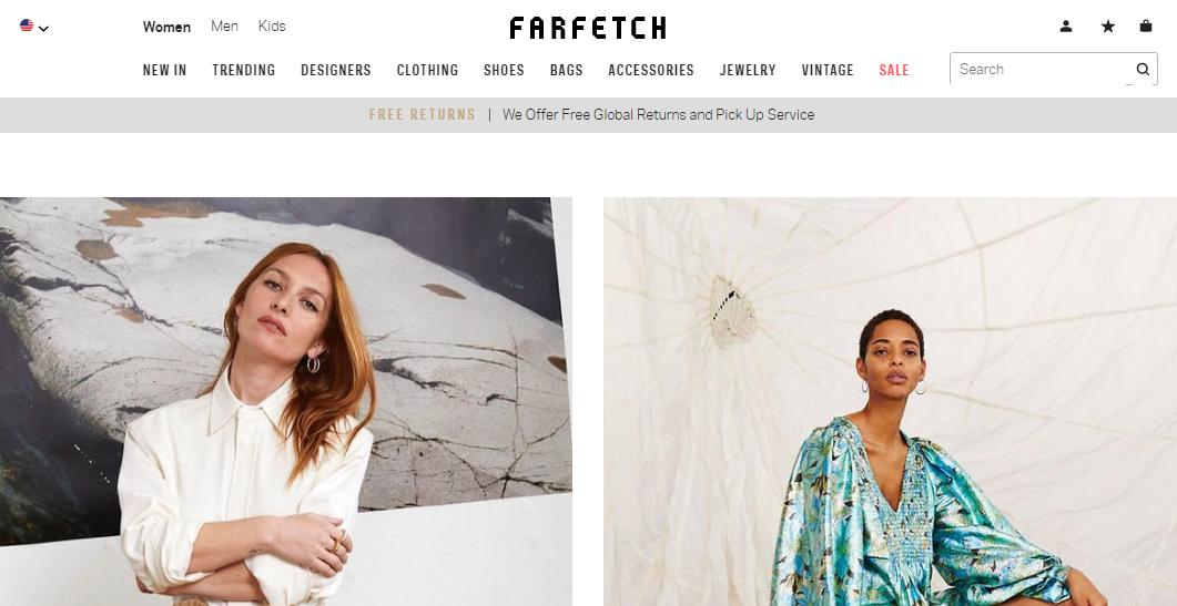 Farfetch最新2019/4月優惠碼/促銷代碼, Farfetch全球站正價商品85折
