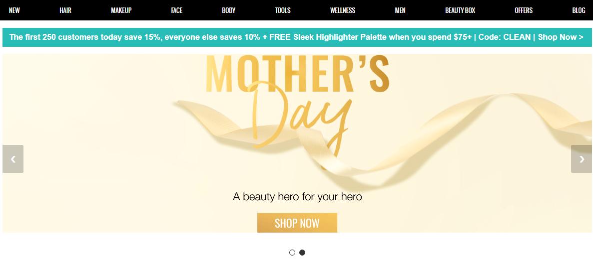 母親節超筍價,Caudalie護膚品在英國美妝網Lookfantastic有激抵73折限時優惠,低至香港價36折
