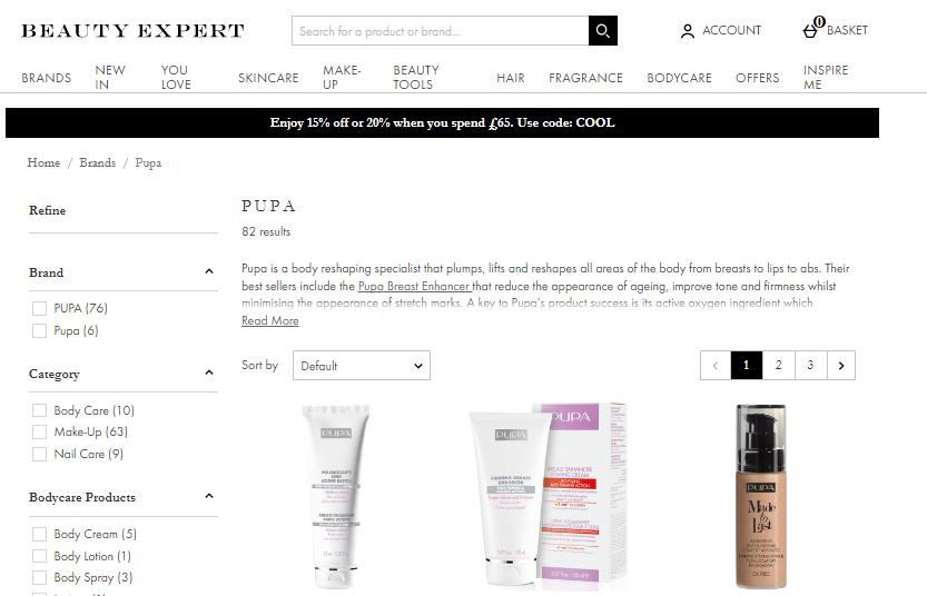 Beauty Expert 網站優惠碼2019, 銀行節品牌護膚美妝商品折扣匯總