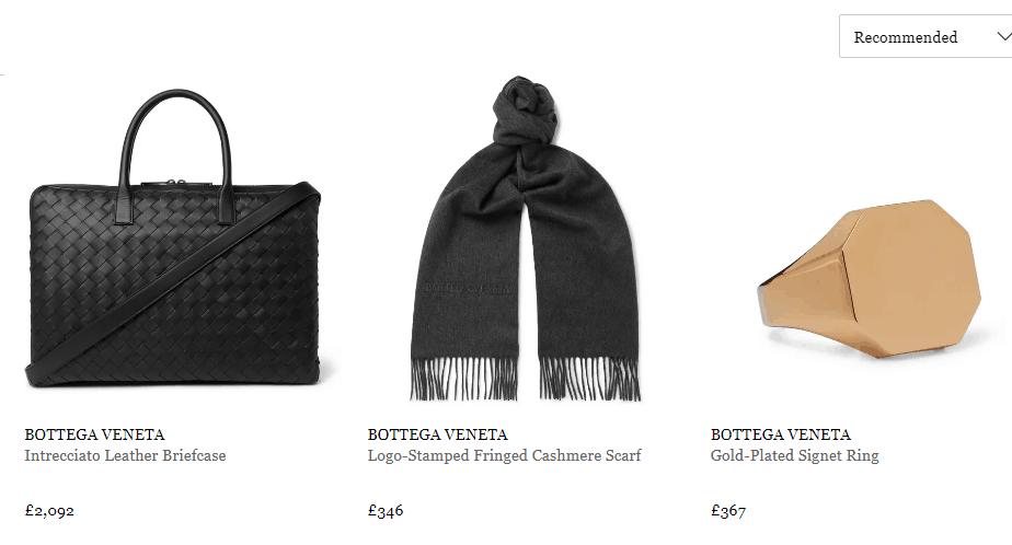 英國網站Mr Porter優惠碼2020, 驚喜抵價, 意大利Bottega Veneta人氣銀包卡套低至價格49折